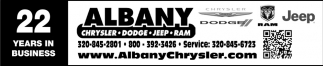 Albany Chrysler Center Inc