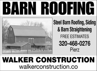 Barn Roofing