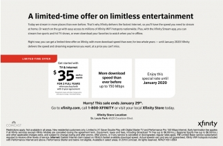 A limited-time offer on limitless entertainment