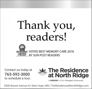 Residence at North Ridge