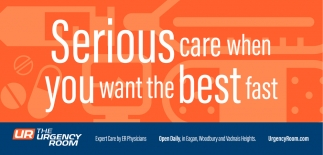 Care, The Urgency Room, Woodbury, MN