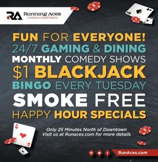 Running Aces Casino