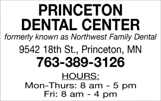 Formerly Know As Northwest Family Dental