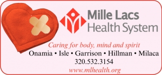 MILLE LACS HEALTH SYSTEM