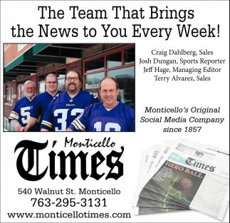 Monticello Times