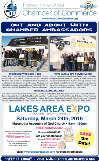 Lakes Area Expo