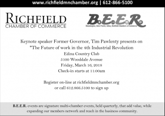 Richfield Chamber Of Commerce