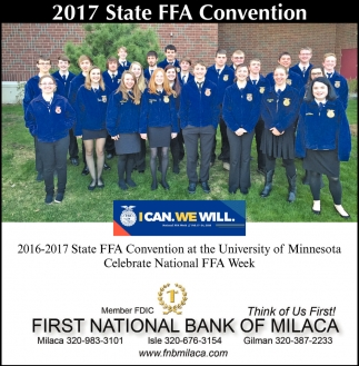 2017 State FFA Convention