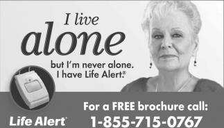 I Live Alone