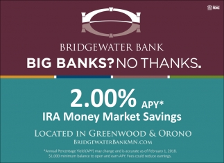Big Banks?