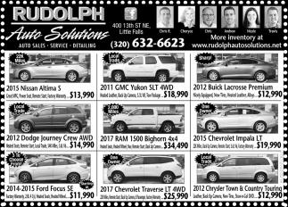 Auto Sales- Service-Detailing