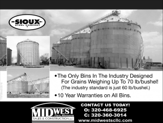 Midwest Sales And Construction