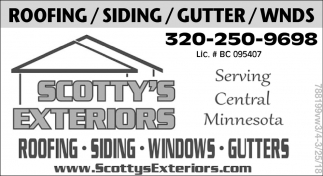 Roofing / Siding / Gutter / Windows