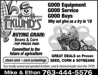 Buying Grain