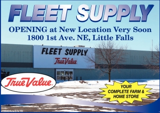 Fleet supply