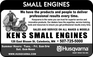 Ken's Small Engines