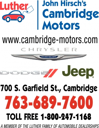 Cambridge Motor
