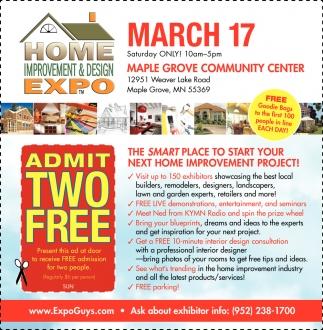 Home Improvement , Home Improvement & Design Expo, Maple Grove, MN