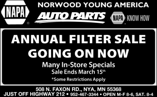 Norwood Young America