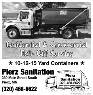Residental & Commercial Roll-Off Service
