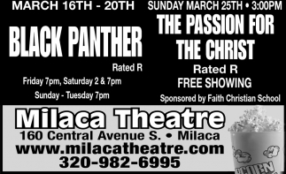 Black Panther and the Passion for the Christ