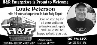 Louie Peterson