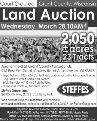 Land Auction