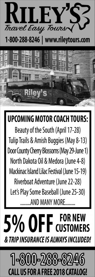 Riley Tours