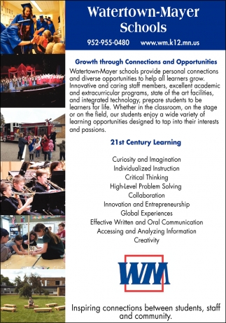 Growth through Connections and Opportunities