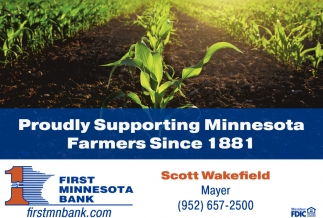 Proudly Supporting Minnesota