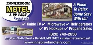Innsbrook Motel & RV Park