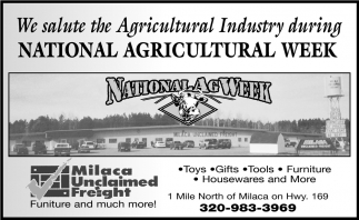 National Agricultural Week