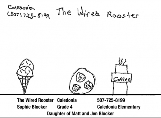 The Wired Rooster