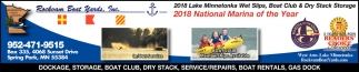 2018 National Marina of the Year