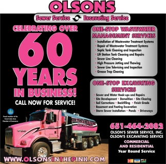 Celebrating 60 Years in the Pink!