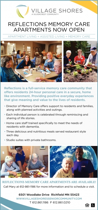 Reflections Memory Care