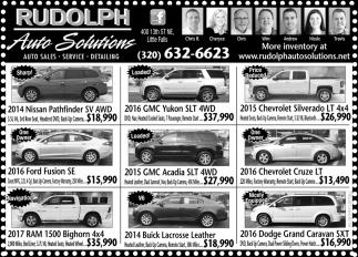 Auto sales, Services, Detailing