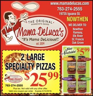It's Mama DeLicious