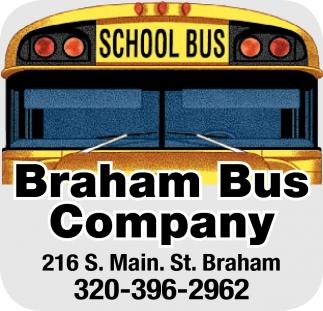 Braham Bus Company