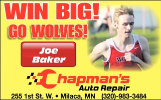 Win Big! Go Wolves