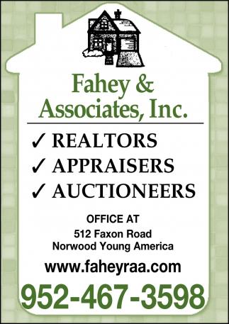 Realtors, Appraisers, Auctioneers