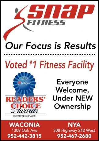 Our Focus is the Results!