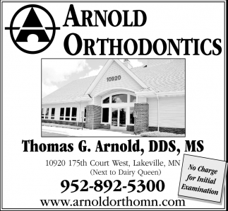 Thomas G. Arnold, DDS, MS
