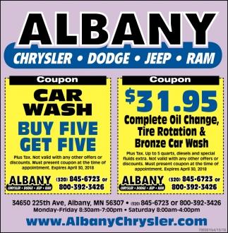 Albany Chrysler