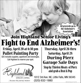 Join Highland Senior Living's