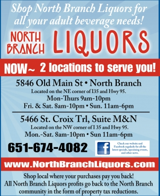 2 locations to serve you