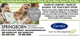 Your Cooling System is the Last Thing on Your Mind. Keep it that way!