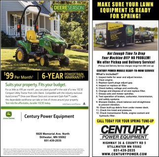 Make Sure Your Lawn Equipment is Ready for Spring