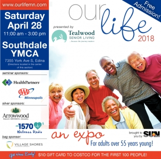 An Expo for Adults Over 55 Years Young