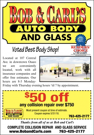 Collision Specialists